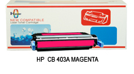 HP CB 403A MAGENTA TONER - Ürün Detayı için tıklayınız...
