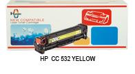 HP CC 532 YELLOW TONER - Ürün Detayı için tıklayınız...