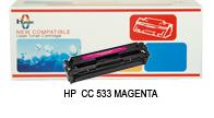 HP CC 533 MAGENTA TONER - Ürün Detayı için tıklayınız...