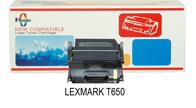 LEXMARK T 650/652/654   TONER - Ürün Detayı için tıklayınız...